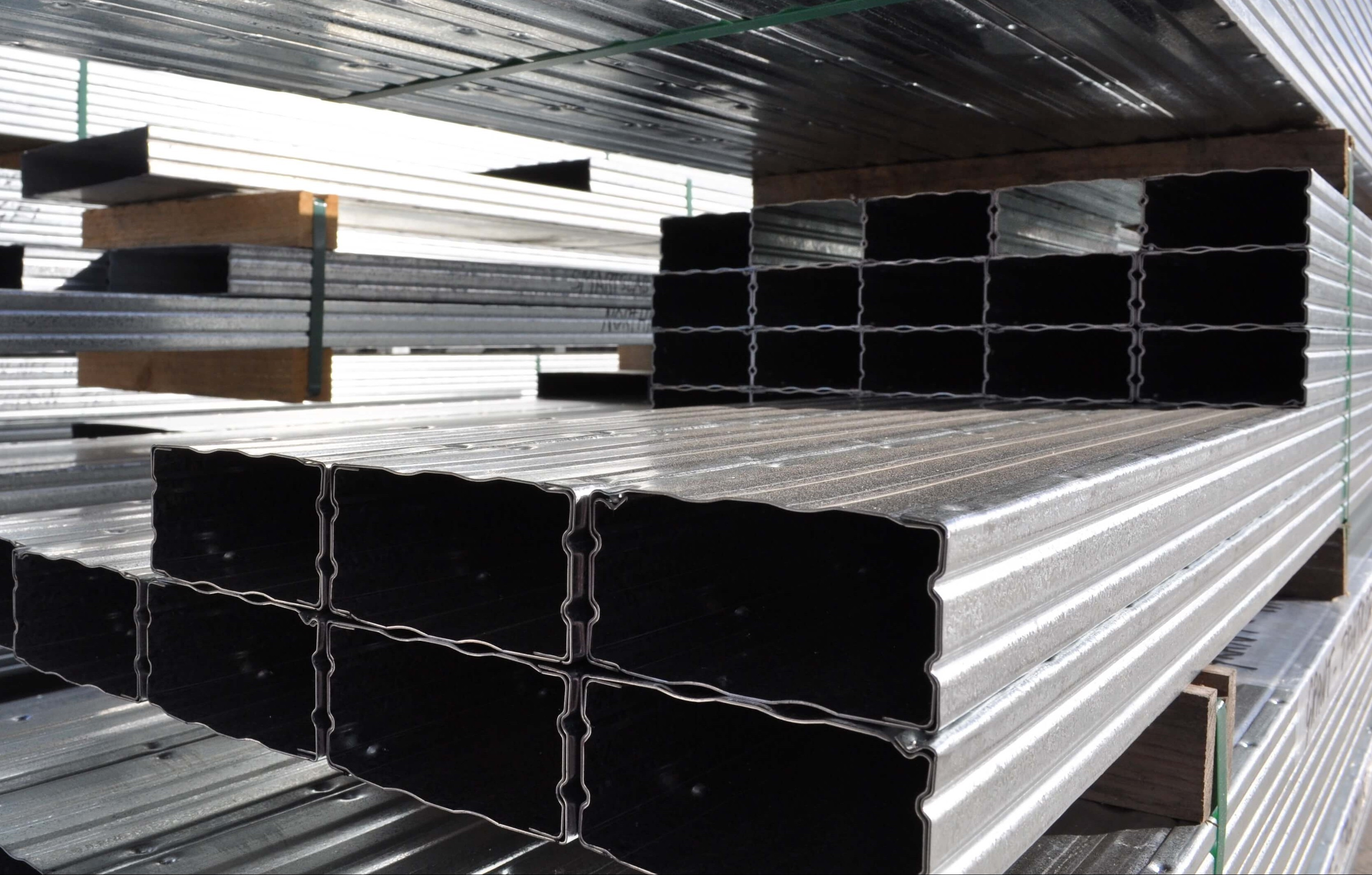 Boxspan Light Structural Steel Beams