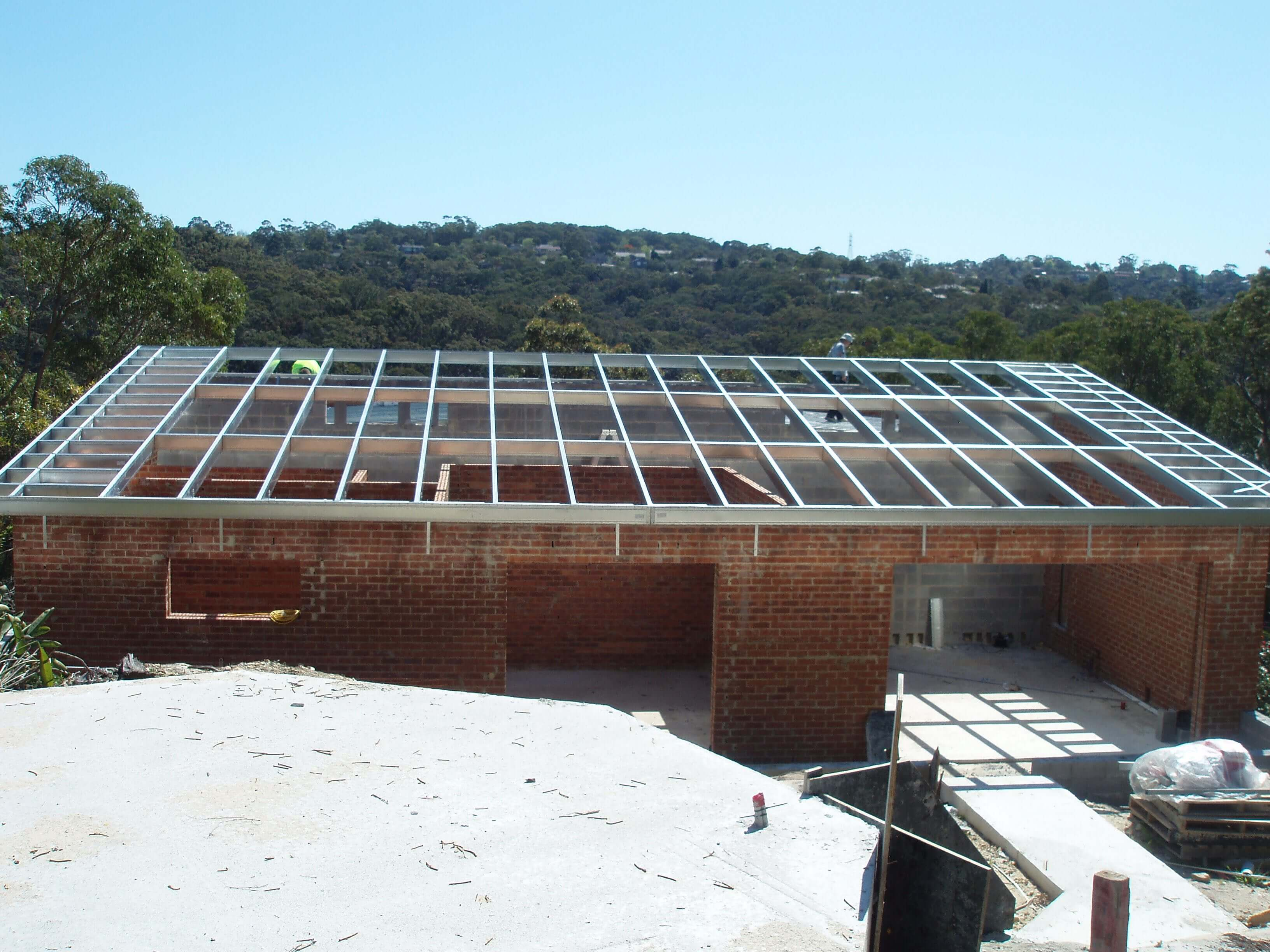 Boxspan Steel Rafters Amp Purlins For Skillion Or Cathedral
