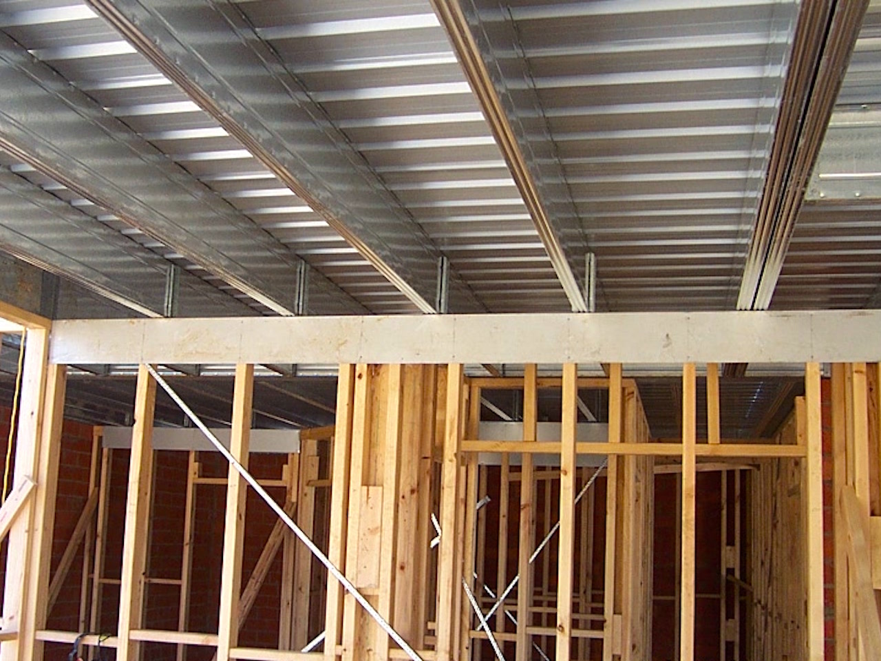 Boxspan Steel Joists For 2nd Storey Upper Floor Frames Spantec